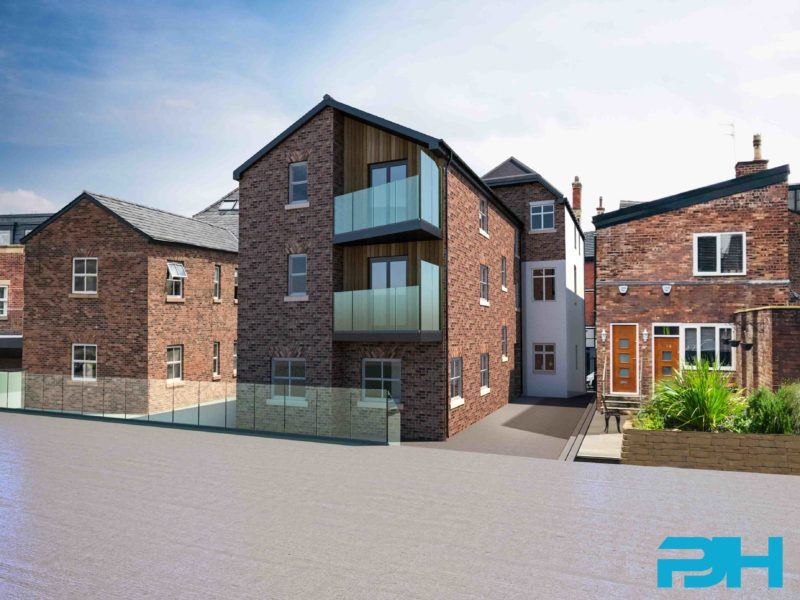 New Build Apartments Altrincham