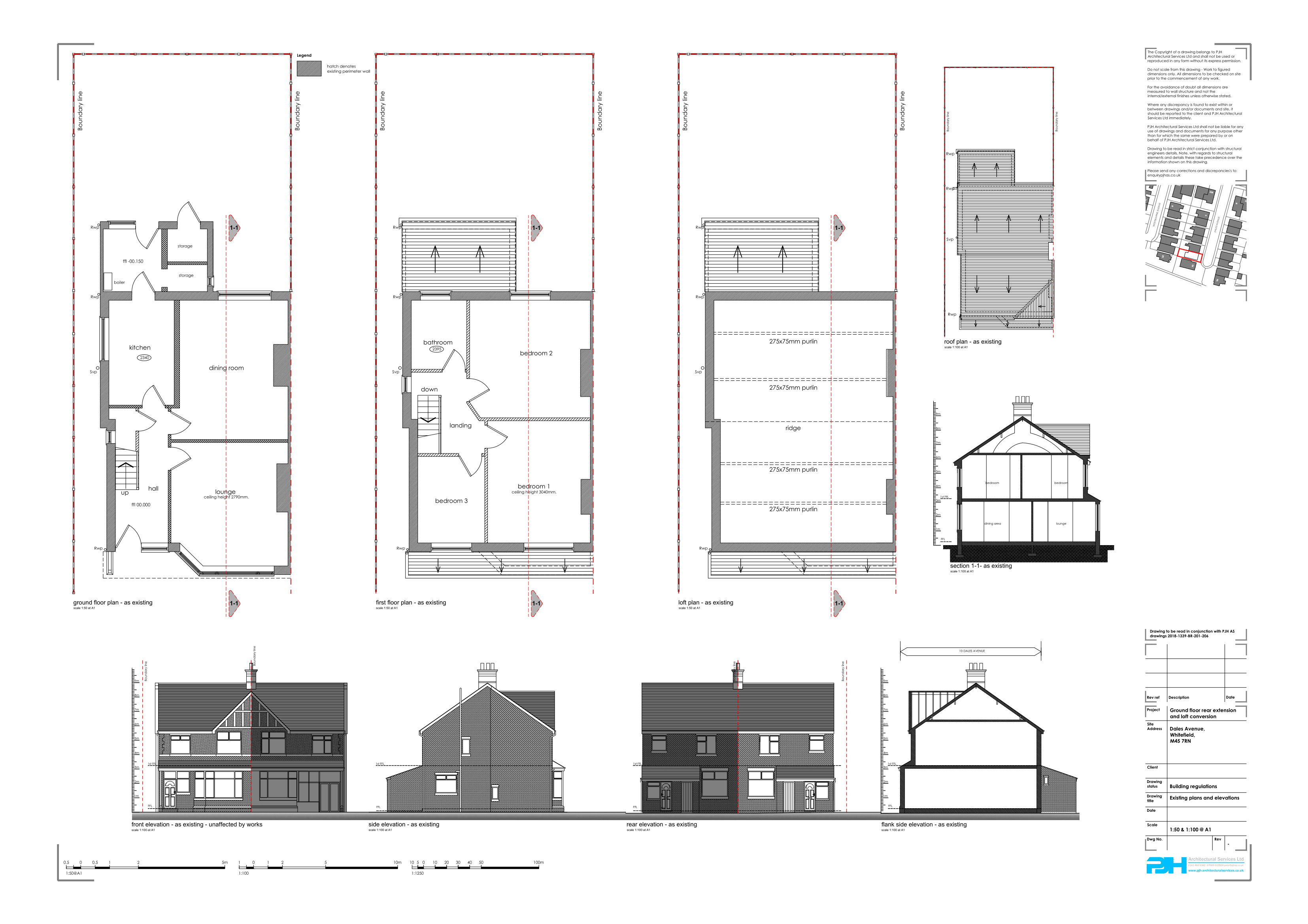 Architectural Plans Whitefield