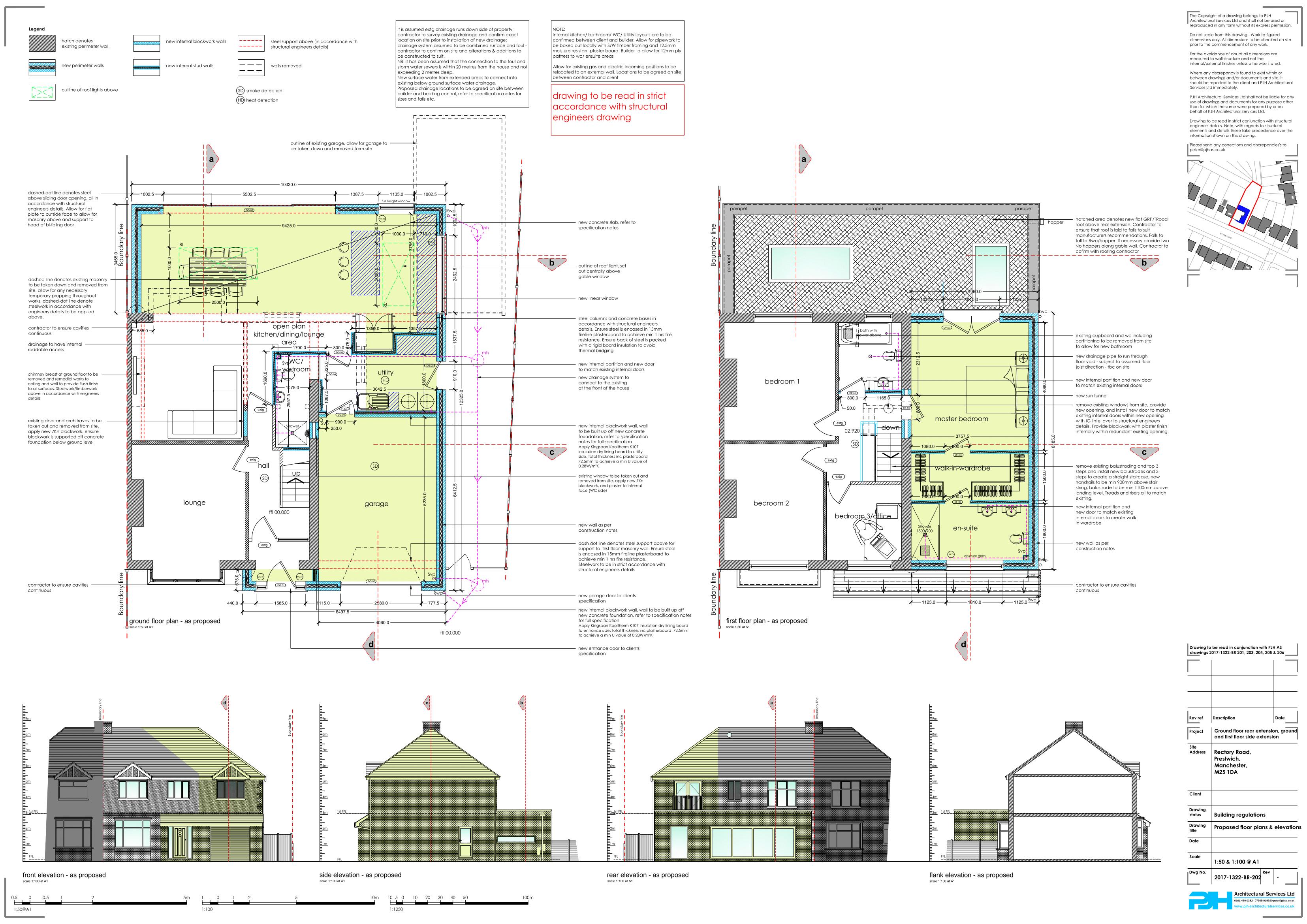Extension Prestwich