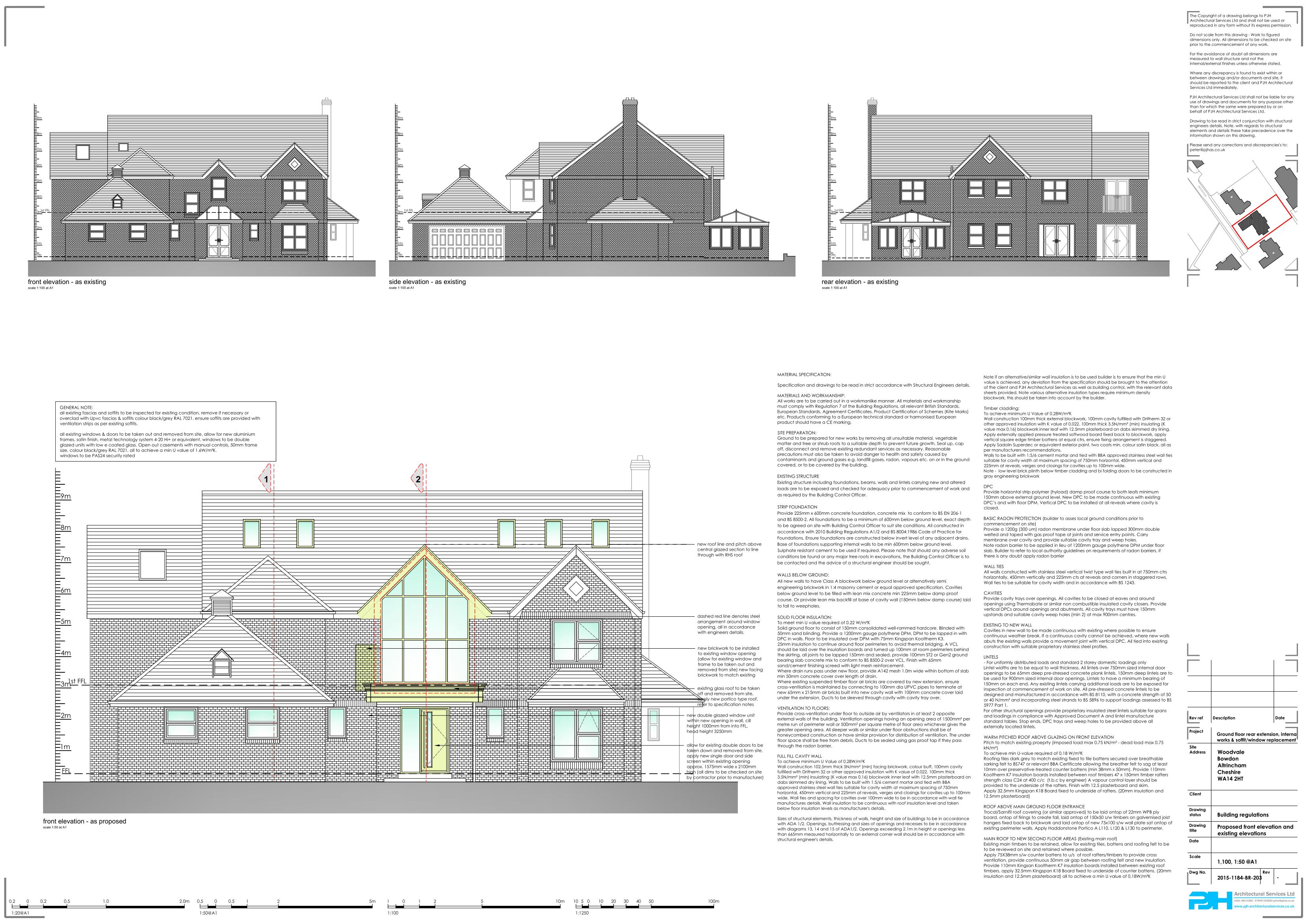 Extension Bowdon