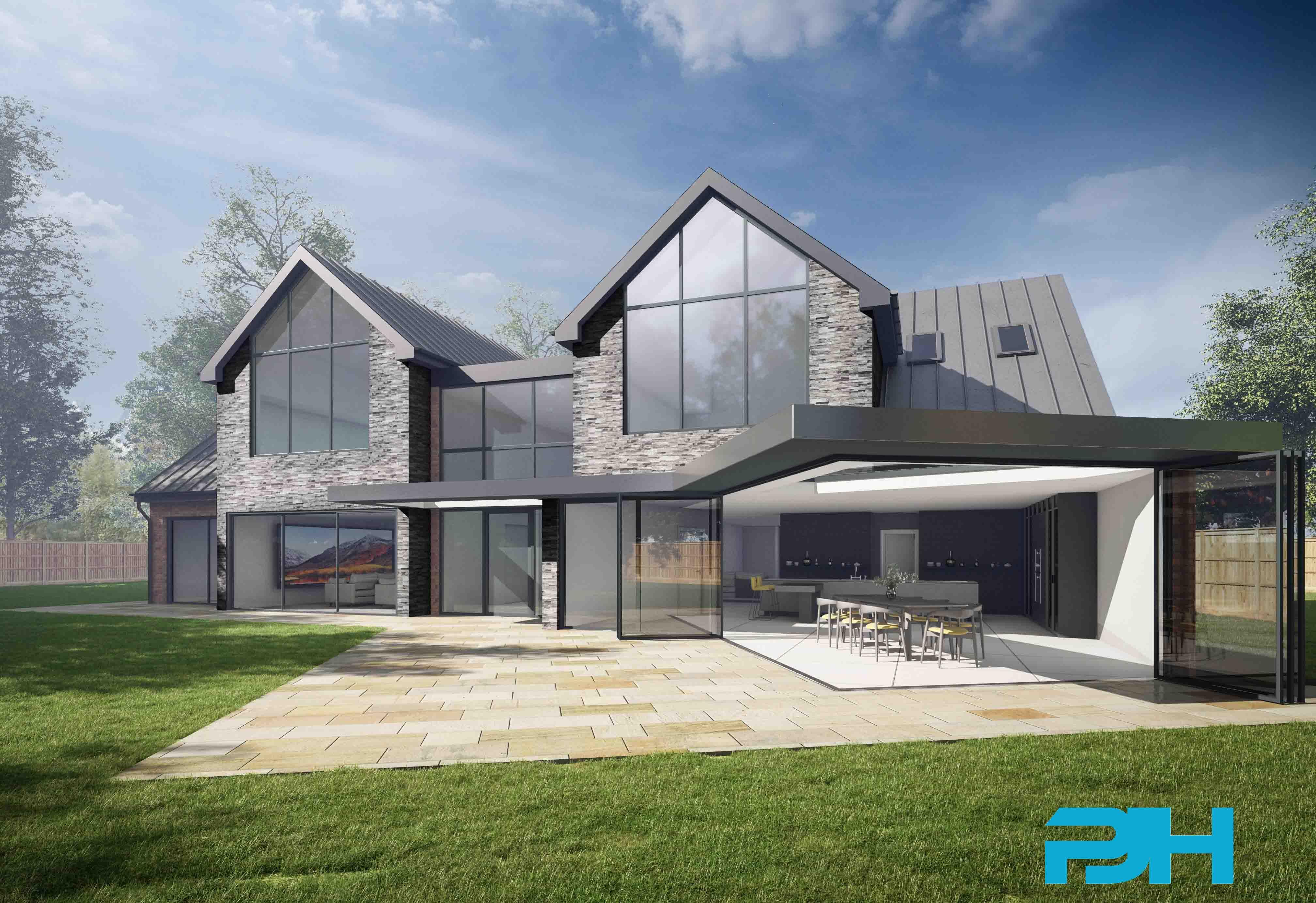 New build Alderley Edge