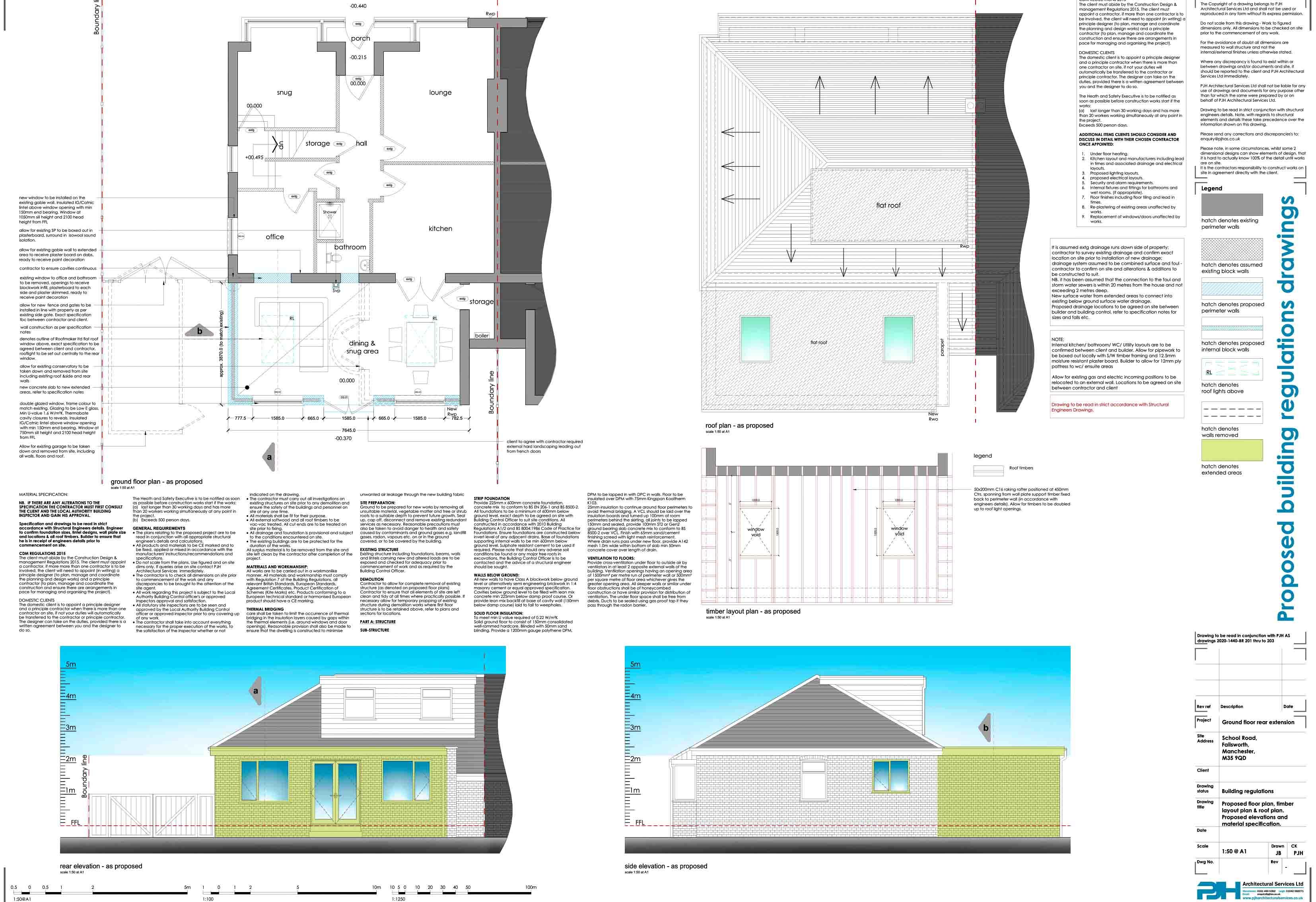 Salford Architect