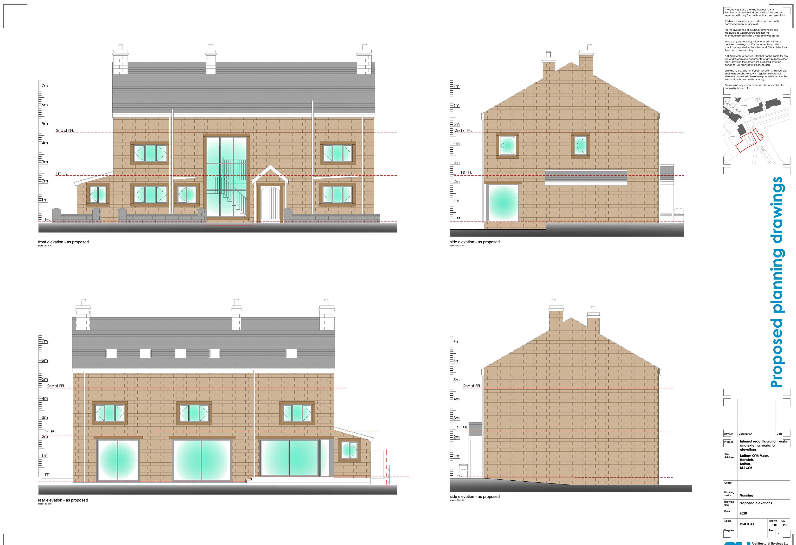 Horwich Architect
