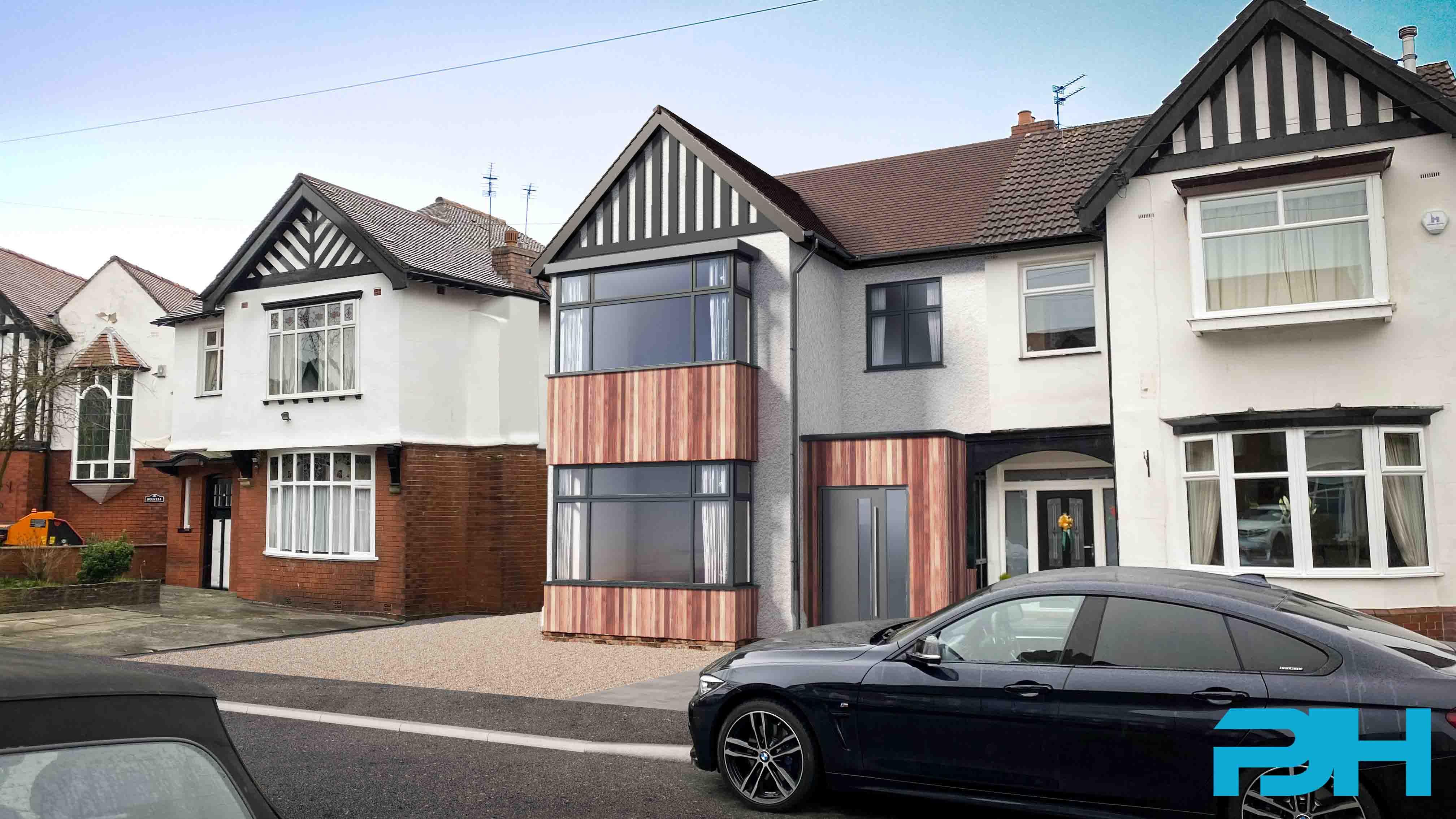 External Renovation Prestwich